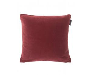 Lexington Dekokissen Velvet in rot