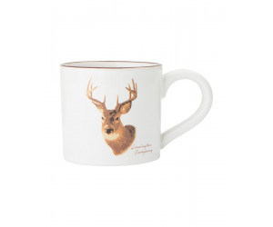 Lexington Tasse Holiday Mug weiß