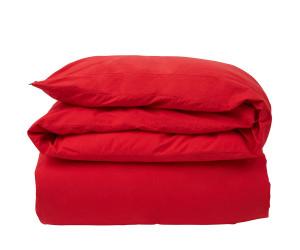 Lexington Bettwäsche red washed cotton