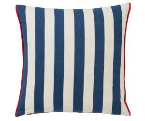 Lexington Dekokissenbezug  striped cotton blau (50 x 50 cm)