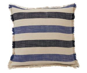 Lexington Dekokissenbezug  Striped Cotton/Linen (50 x 50 cm)