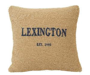 Lexington Dekokissenbezug  Paper Straw (50 x 50 cm)