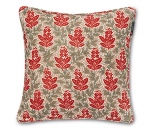 Lexington Dekokissen Holiday Printed Cotton Velvet rot multi (50 x 50 cm)