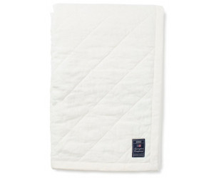 Lexington Tagesdecke  Quilted Linen/Viscose off white