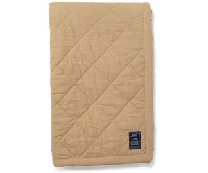 Lexington Tagesdecke  Quilted Linen/Viscose beige