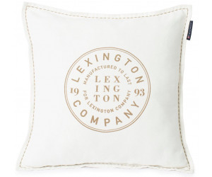 Lexington Dekokissen Made To Last Cotton Herringbone