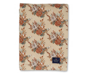 Lexington Tischdecke Printed Multi Flower Cotton 150 x 250 cm