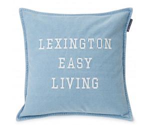 Lexington Dekokissen  Denim Easy Living Baumwolle