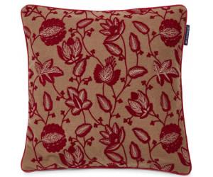 Lexington Dekokissenbezug Flower Embroidered Wool Mix