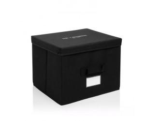 The Laundress Aufbewahrungsbox Large schwarz (38x33x28cm)