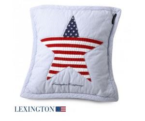 Lexington Dekokissen American Baby Quilted hellblau
