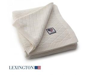 Lexington Baby Decke Knitted