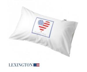 Lexington Dekokissen American Baby Logo