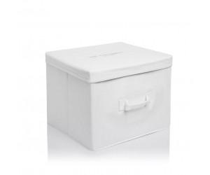 The Laundress Aufbewahrungsbox Medium weiss (38x19x27cm)
