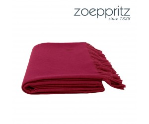 Zoeppritz Plaid Attitude fuchsia -335 (130 x 200cm)