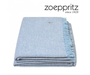 Zoeppritz Plaid Must Relax powder blue