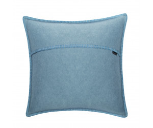 Zoeppritz Dekokissen Soft-Fleece taubenblau -545 (3 Größen)