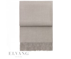 Elvang Plaid Luxury beige