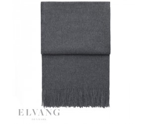 Elvang Plaid Luxury grey