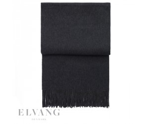 Elvang Plaid Luxury dark grey