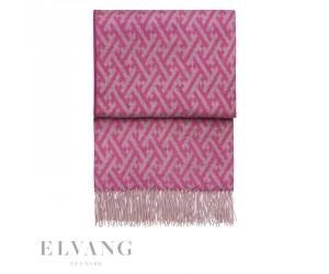 Elvang Plaid Amazing swing pink/dahlia