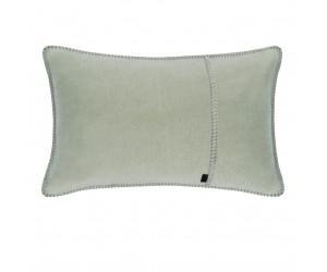 Zoeppritz Dekokissen Soft-Fleece grüngrau -620 (3 Größen)