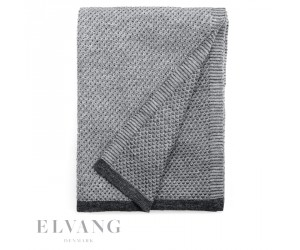 Elvang Plaid Raindrops grey