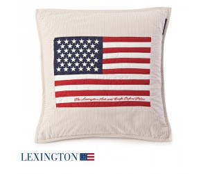 Lexington Dekokissen Arts & Crafts Star beige