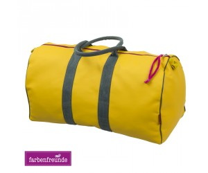 Farbenfreunde Travelbag curry