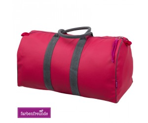Farbenfreunde Travelbag preiselbeer