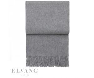 Elvang Plaid Classic light grey