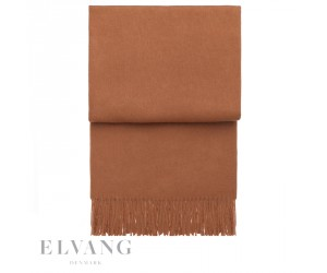 Elvang Plaid Classic terracotta