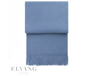 Elvang Plaid Classic periwinkle