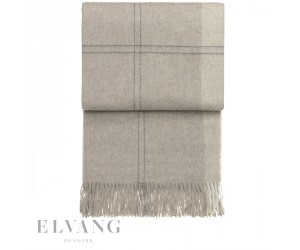 Elvang Plaid Latitude beige