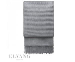 Elvang Plaid Basket light grey