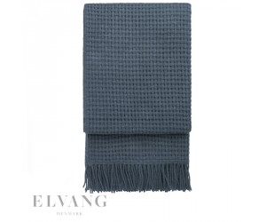 Elvang Plaid Basket orion blue