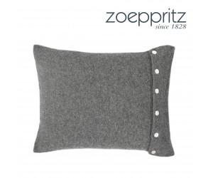 Zoeppritz Kissen Purity mittelgrau-940