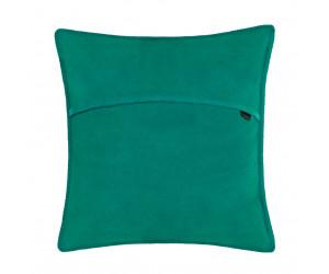 Zoeppritz Dekokissen Soft-Fleece smaragdgrün -775 (3 Größen)