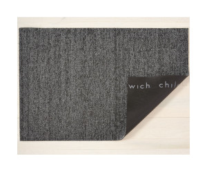 Chilewich Fußmatte Heathered grey -002