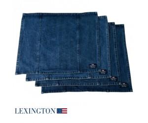 Lexington Jeans Denim Platzset