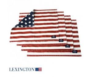 Lexington Stars & Stripes Platzset