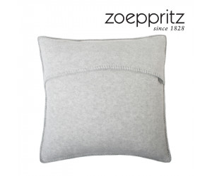 Zoeppritz Dekokissen Soft-Wool cloud