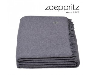 Zoeppritz Plaid Must Relax medium grey