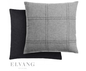 Elvang Dekokissen Latitude light grey