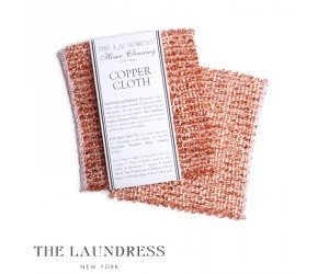 The Laundress Kupfer - Reinigungstuch