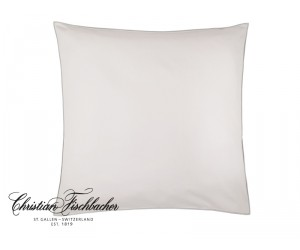 Christian Fischbacher Bettwäsche Satin Selection Color creme