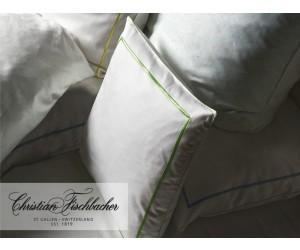 Christian Fischbacher Bettwäsche Satin Premium grün