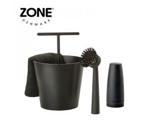Zone Geschirrspühlset Bucket black