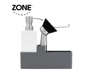 Zone Geschirrspühlset grey