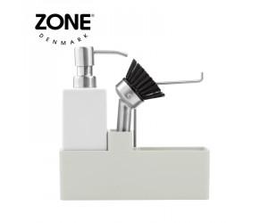 Zone Geschirrspühlset warm grey